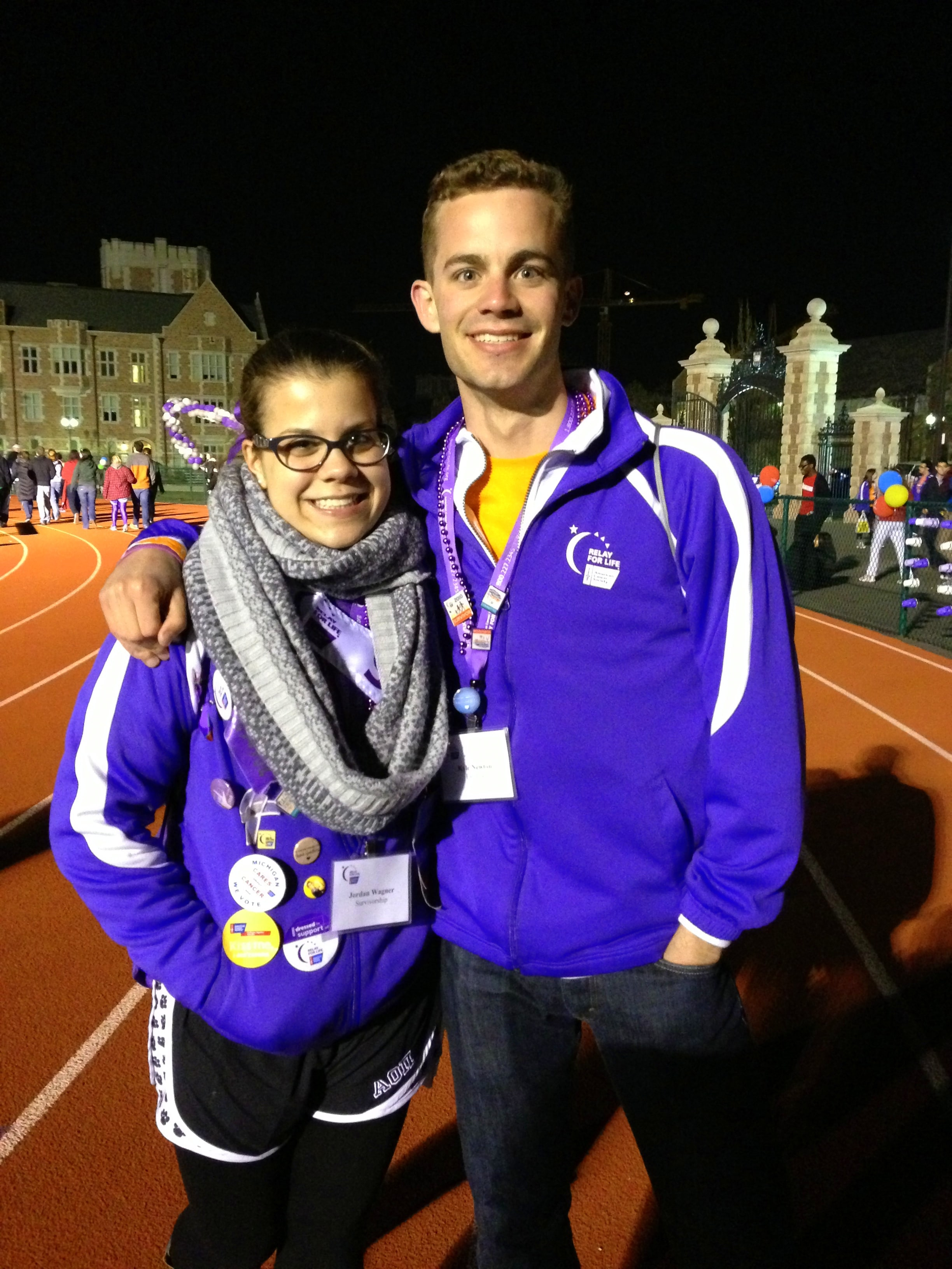 Relay For Life via Wayfaring With Wagner