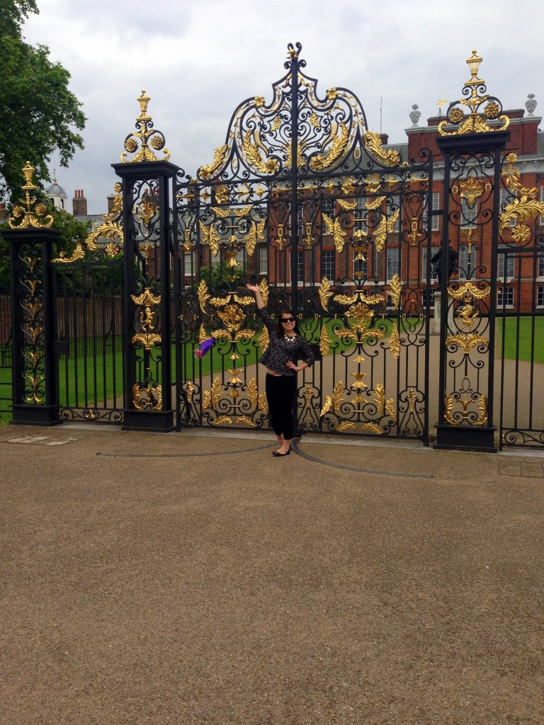 Kensington Palace via Wayfaring With Wagner