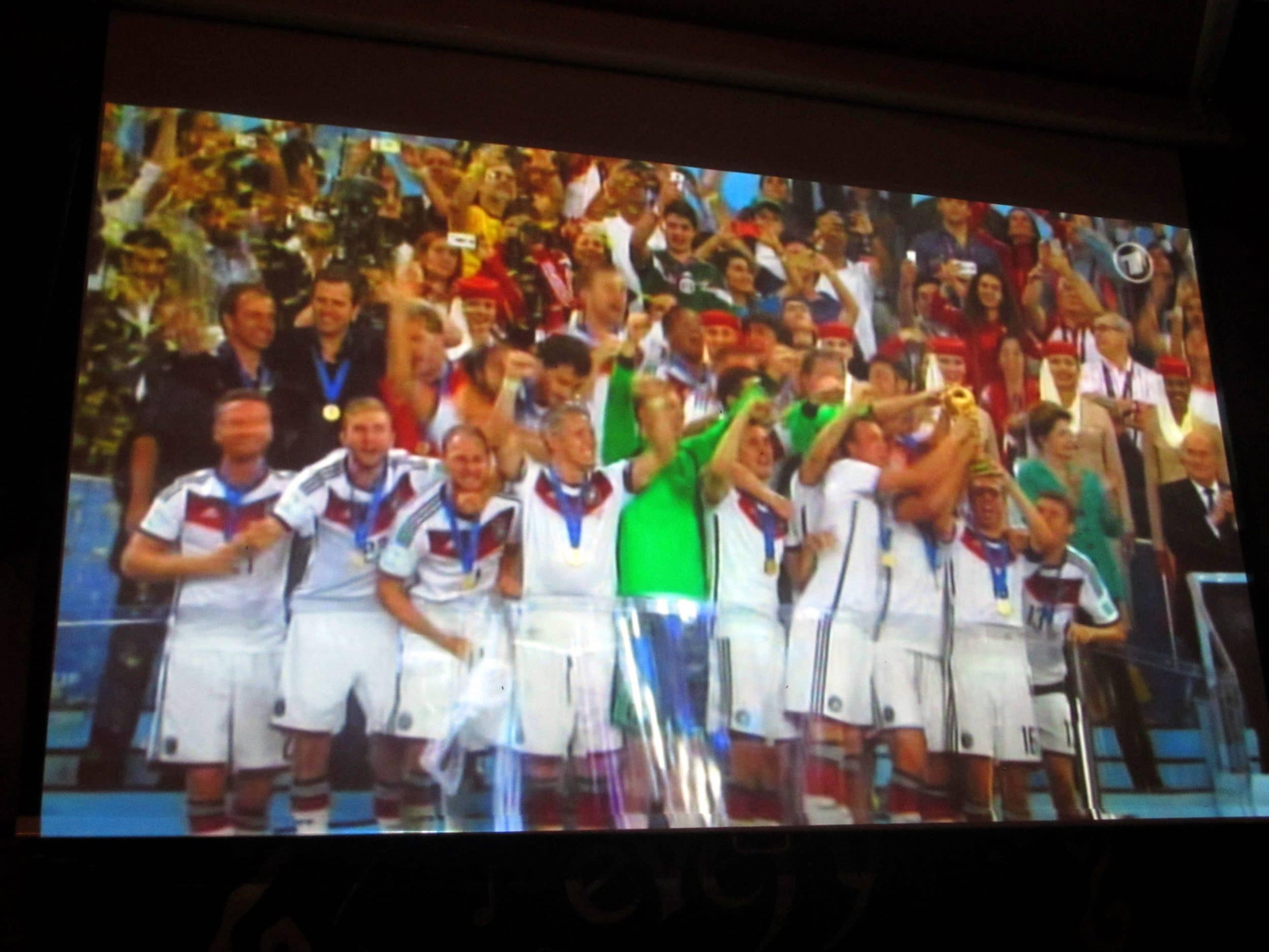 Deutschland World Cup Champions via Wayfaring With Wagner