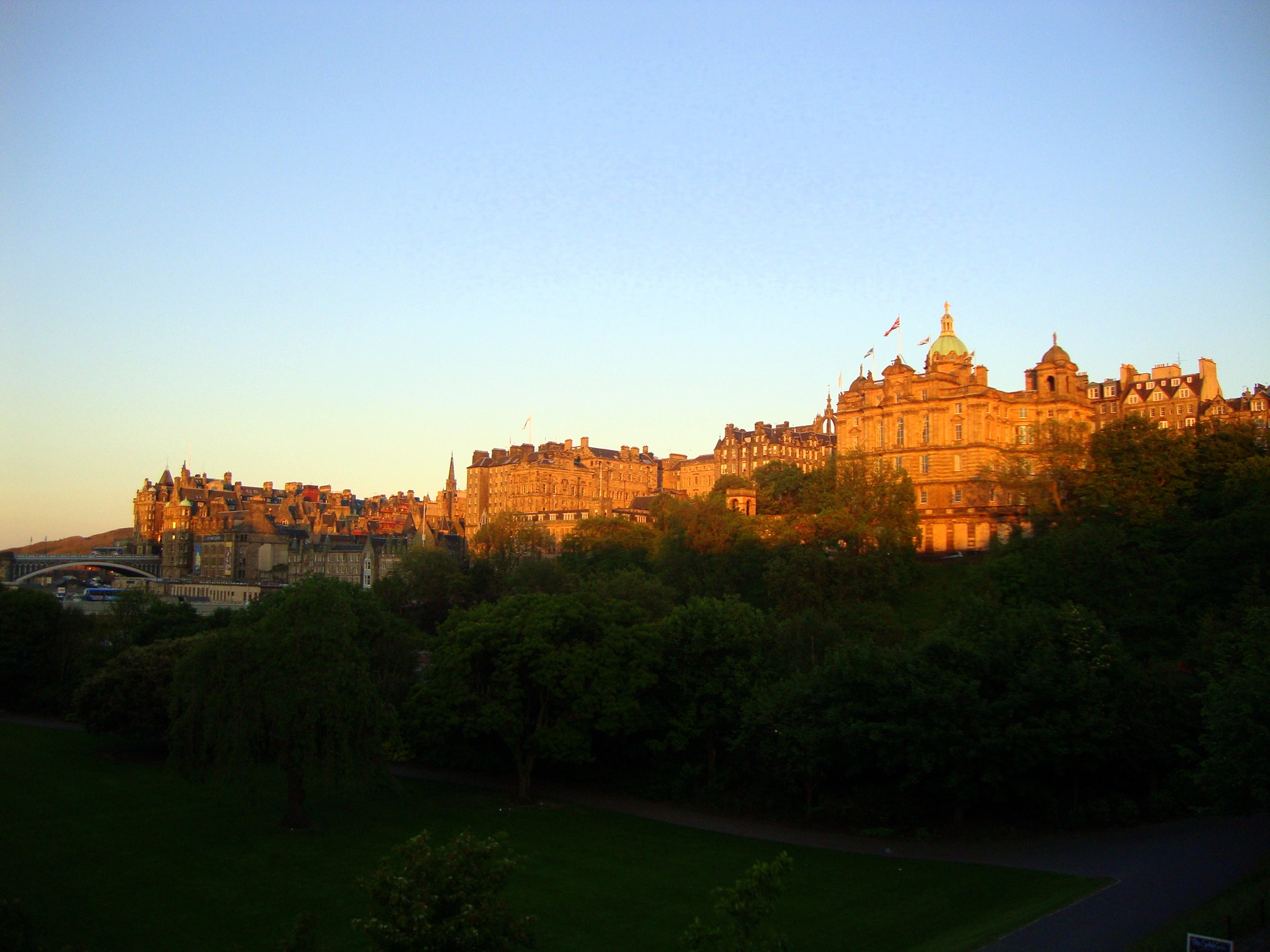 Edinburgh Weekend Escape via Wayfaring With Wagner