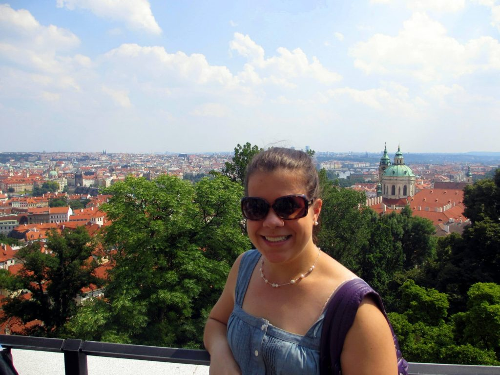 Prague Castle via Wayfaring With Wagner