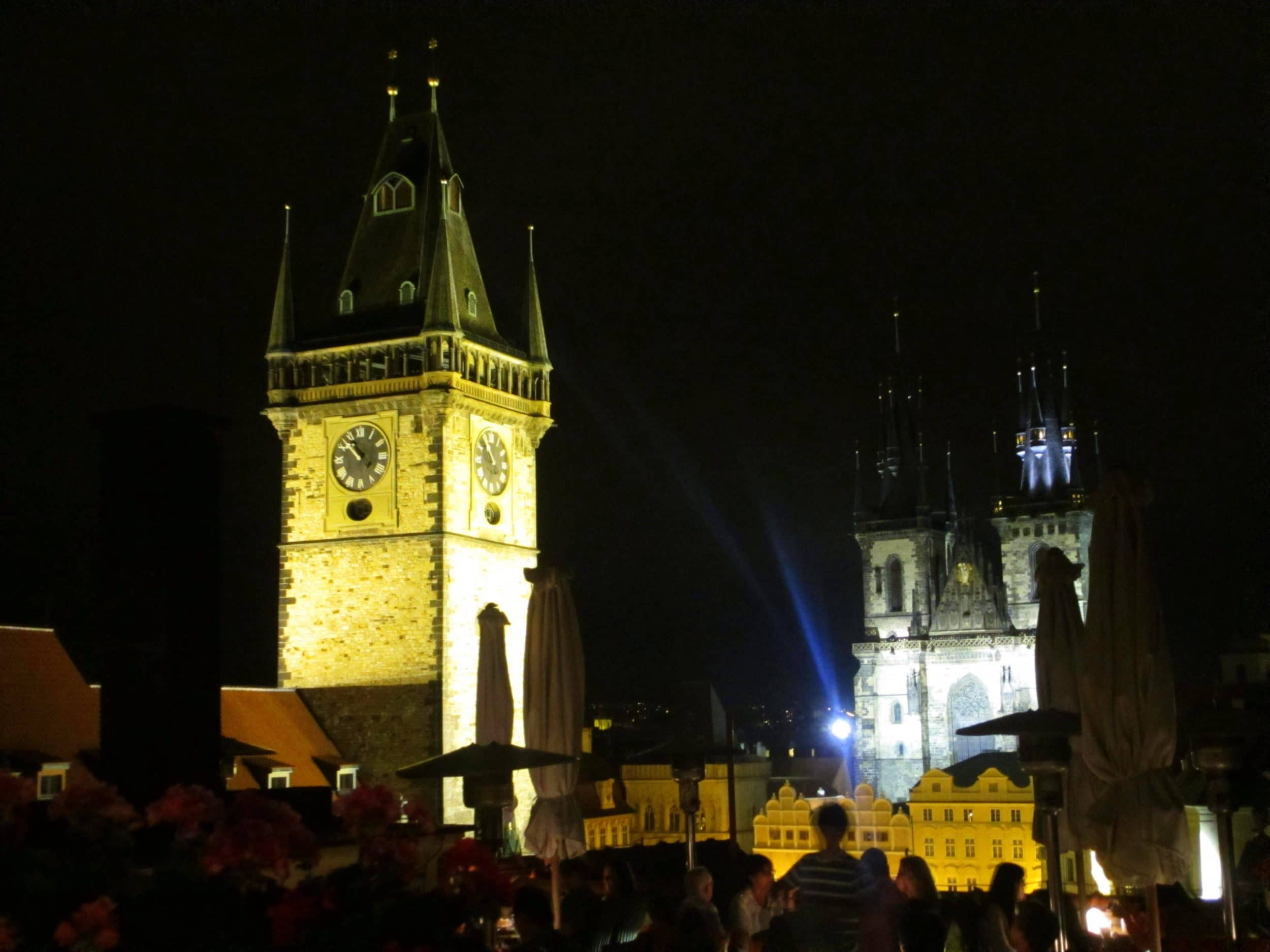 Prague Old Town via Wayfaring With Wagner