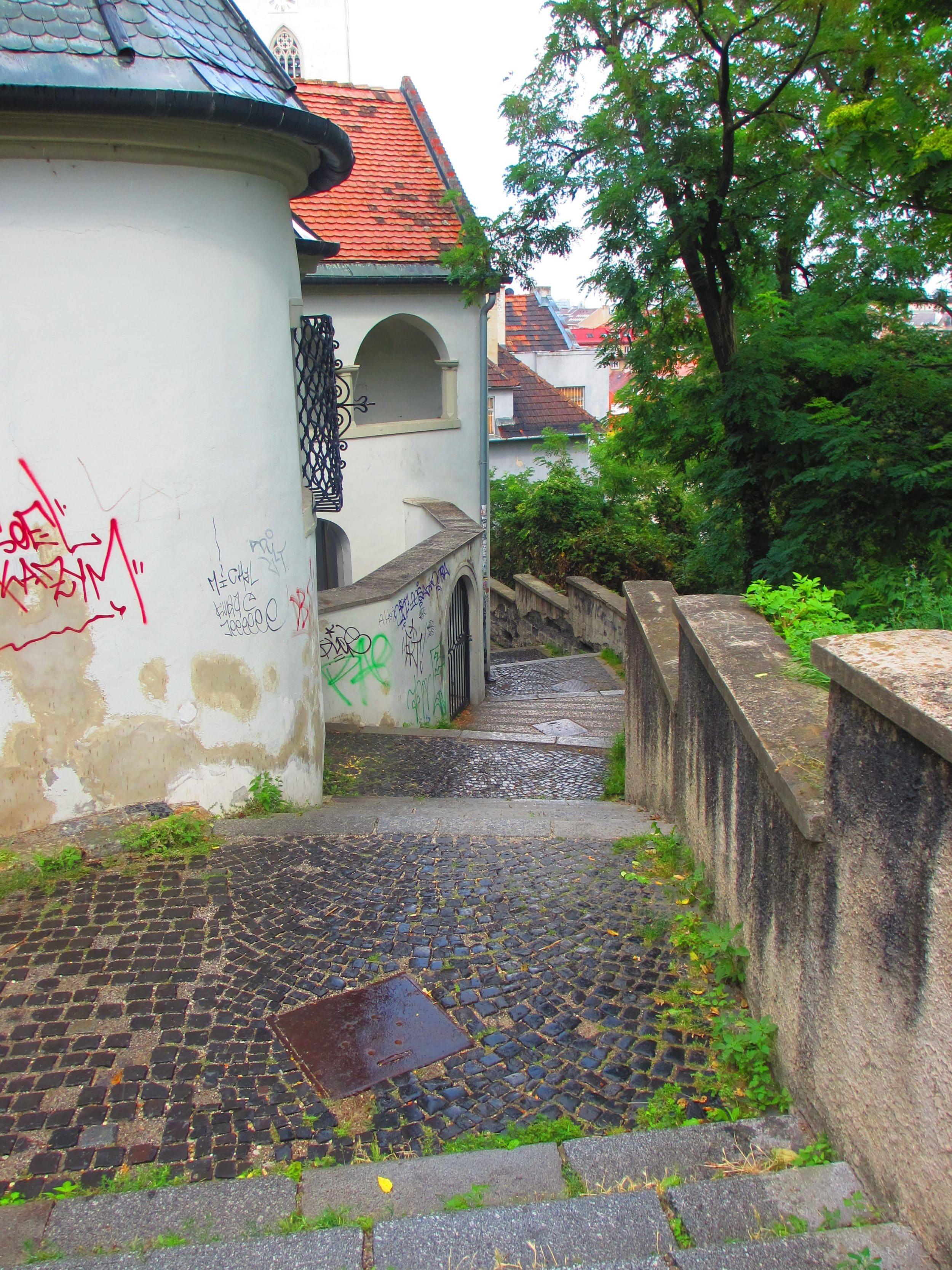 Bratislava via Wayfaring With Wagner
