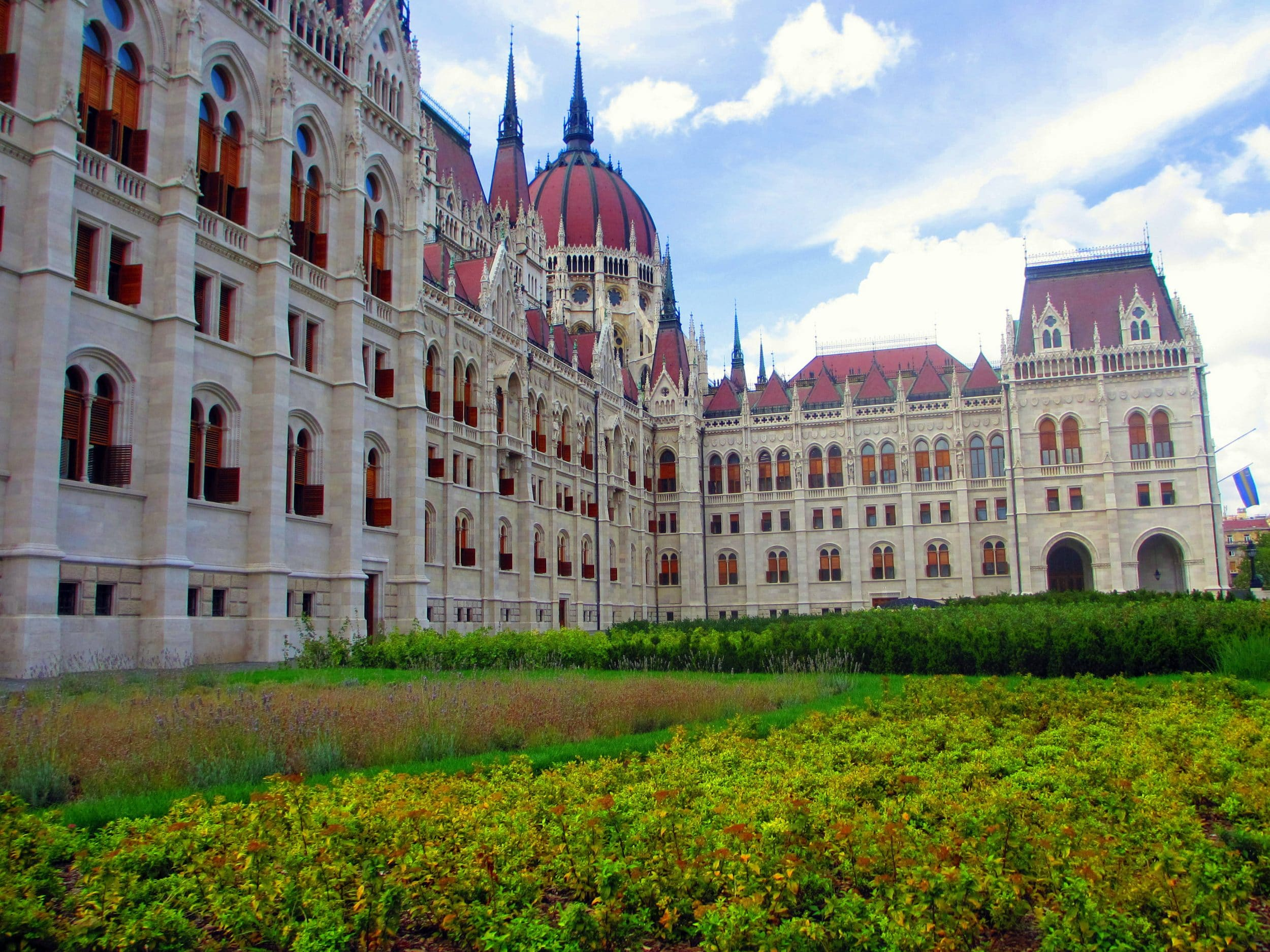 Budapest via Wayfaring With Wagner