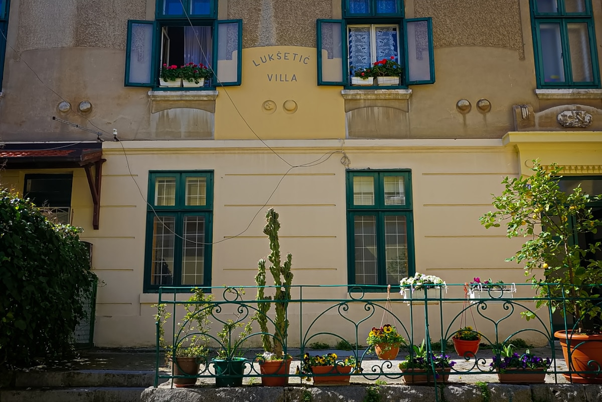 Opatija Croatia via Wayfaring With Wagner