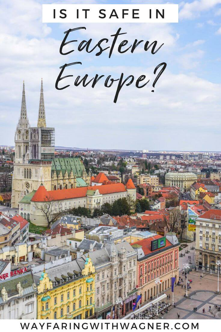 Headed to Central Europe or Eastern Europe? Eastern Europe isn't a dangerous place at all! Follow these tips to stay safe in Eastern Europe during your travels. #EasternEurope #SafetyInEurope #CentralEurope #SafetyInTheBalkans