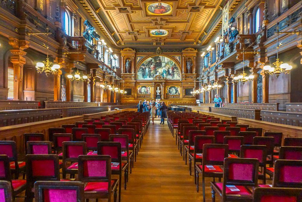 European Graduate School Advising via Wayfaring With Wagner