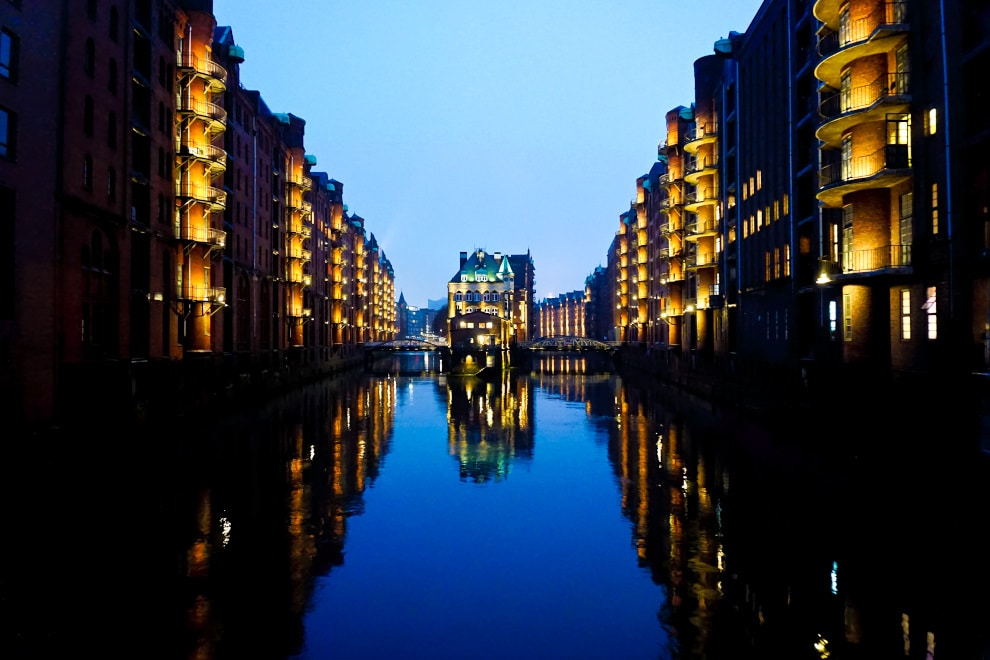 Speicherstadt via Wayfaring With Wagner