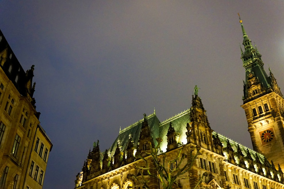 Speicherstadt via Wayfaring With Wagner