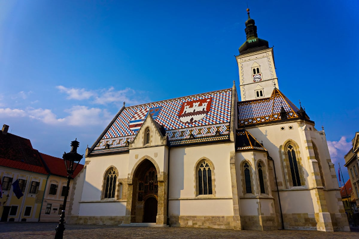 Zagreb Croatia via Wayfaring With Wagner