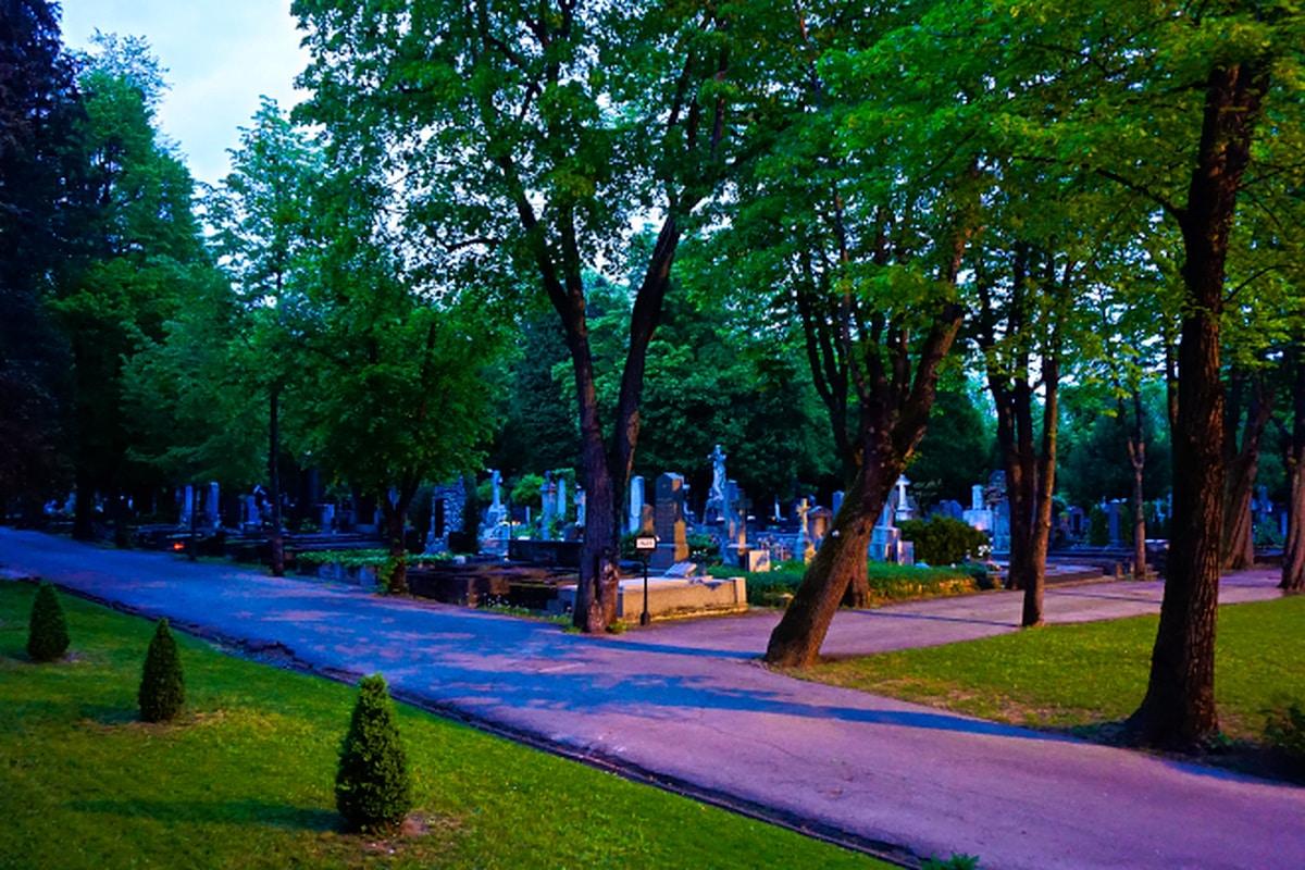 Mirogoj Cemetery via Wayfaring With Wagner