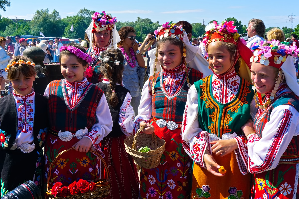 Kazanlak Rose Festival via Wayfaring With Wagner