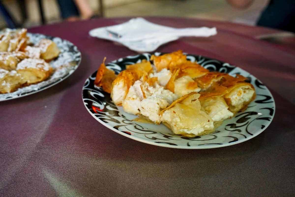 Thessaloniki Food Tour via Wayfaring With Wagner