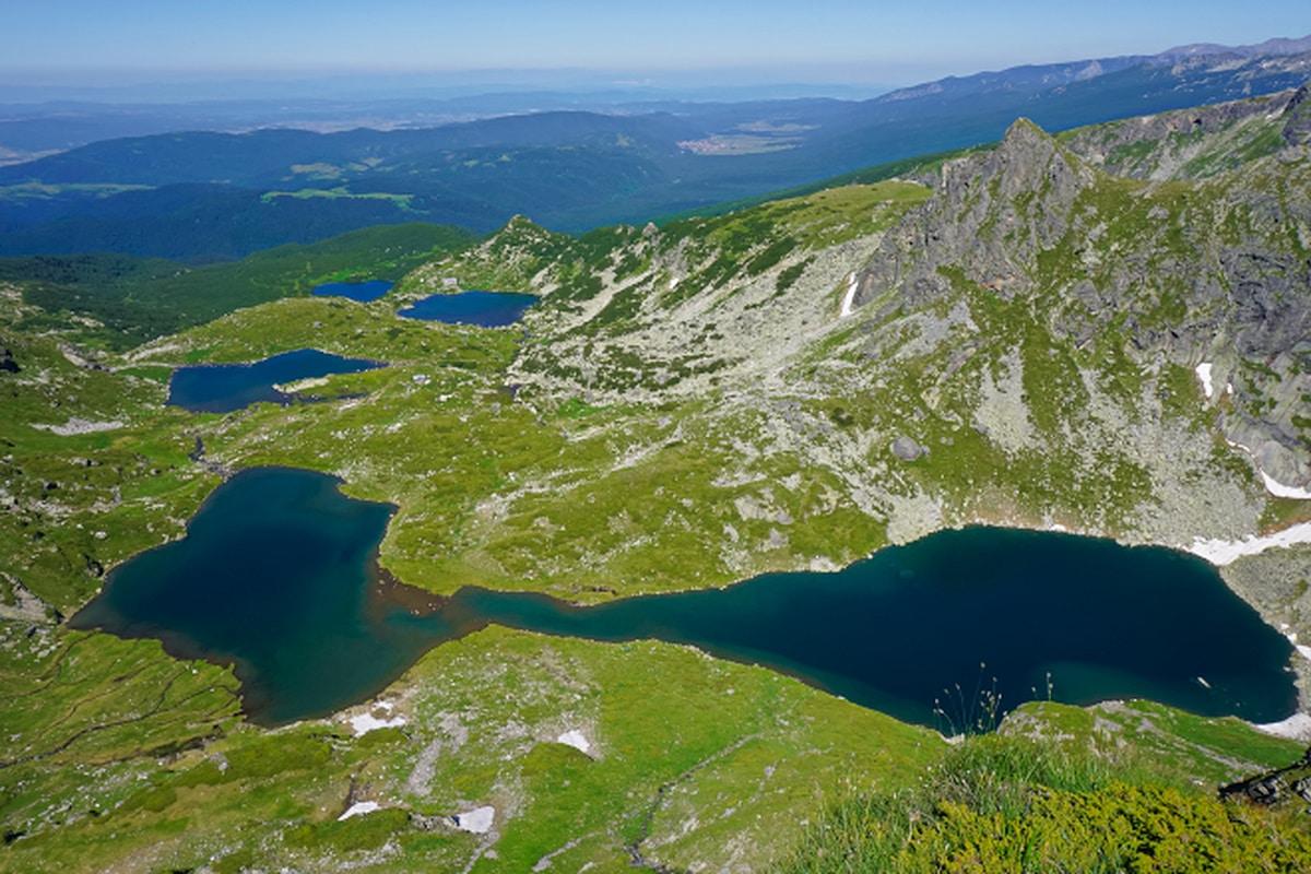 Seven Rila Lakes - Rila National Park via Wayfaring With Wagner