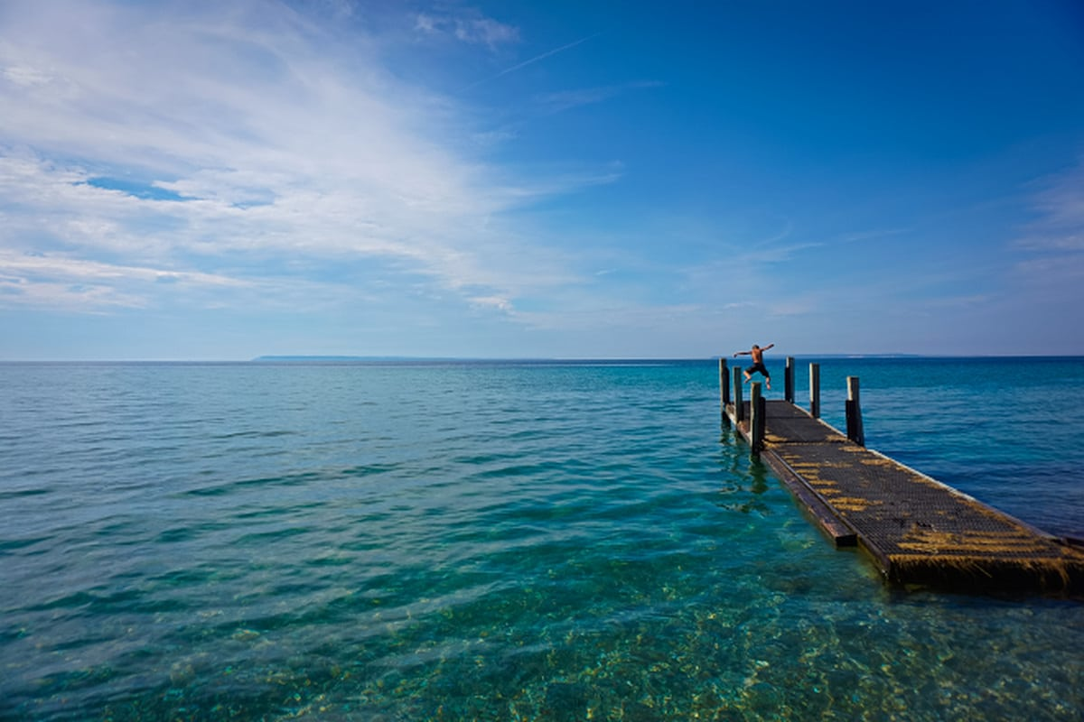 Great Lakes State of Mind via Wayfaring With Wagner