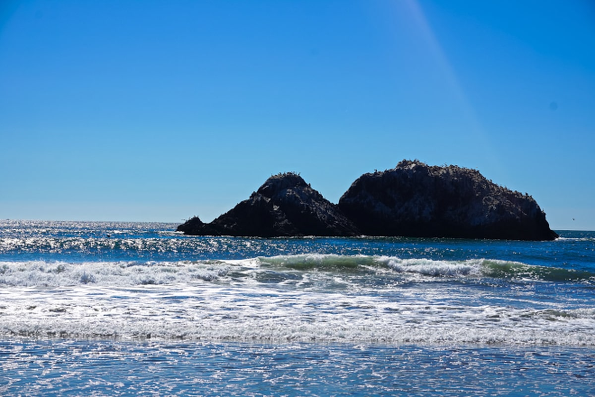 Sutro Baths via Wayfaring With Wagner