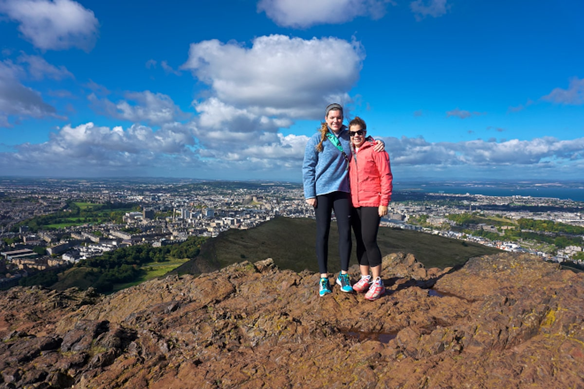 Arthur's Seat Scotland via Wayfaring With Wagner