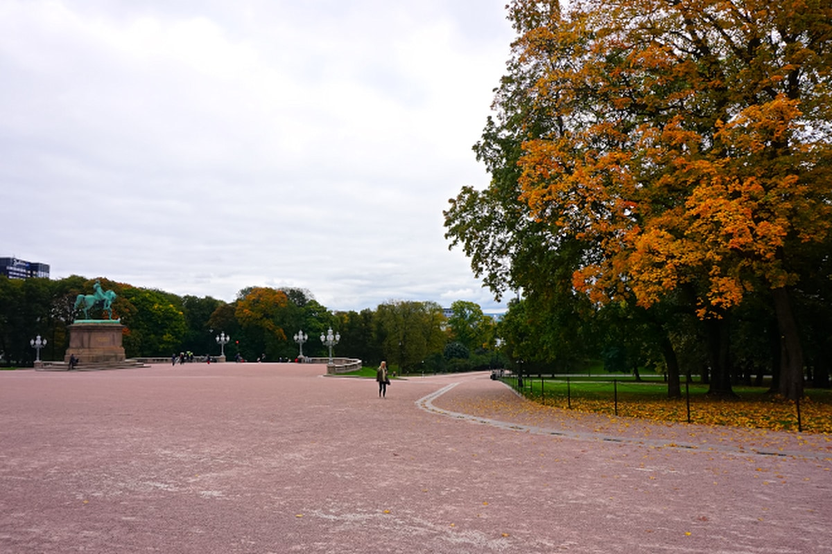 Autumn in Oslo via Wayfaring With Wagner