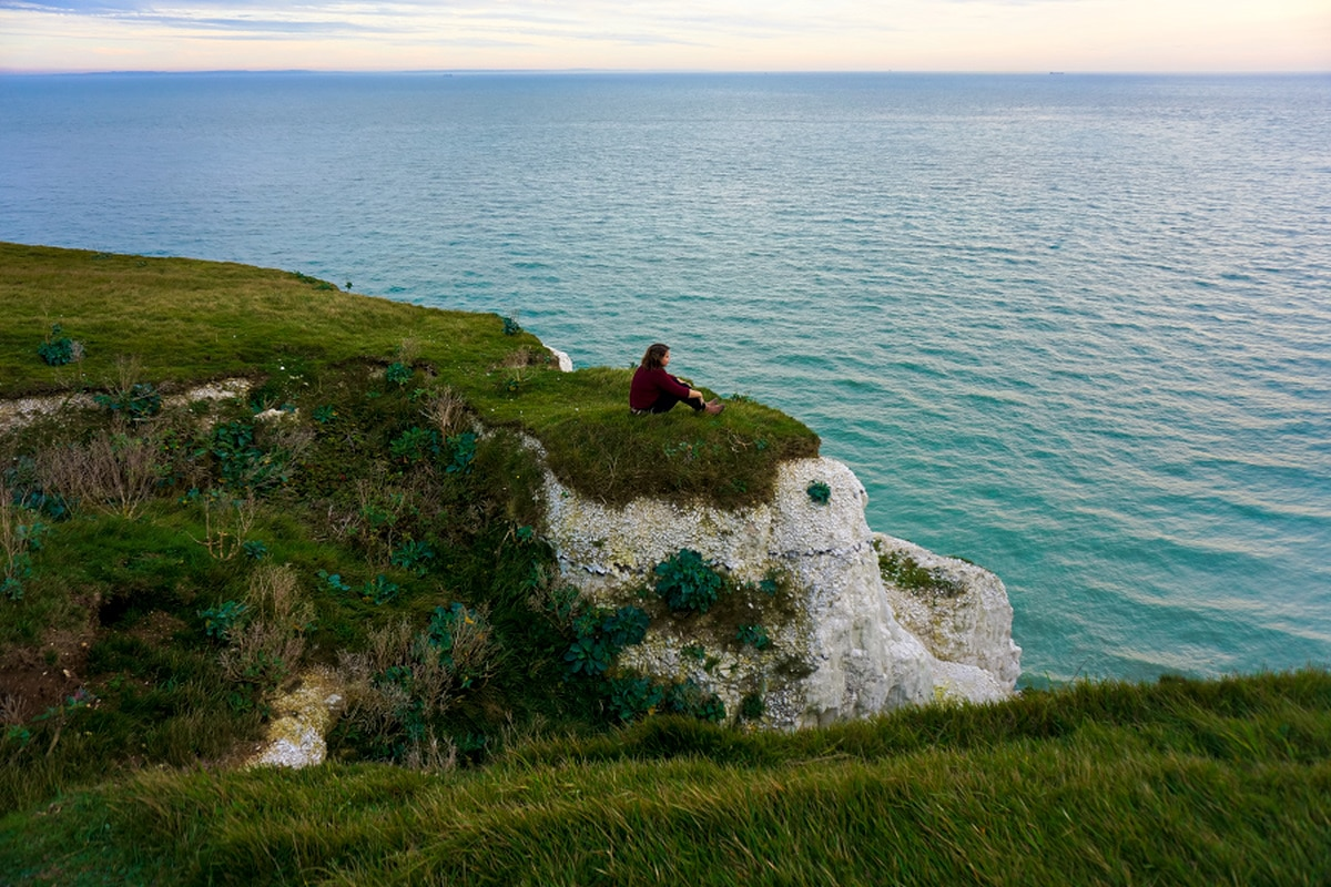White Cliffs of Dover via Wayfaring with Wagner