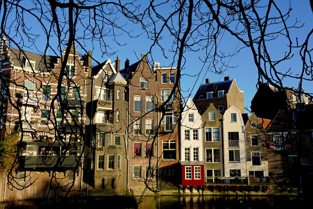 Delfshaven, Rotterdam via Wayfaring With Wagner