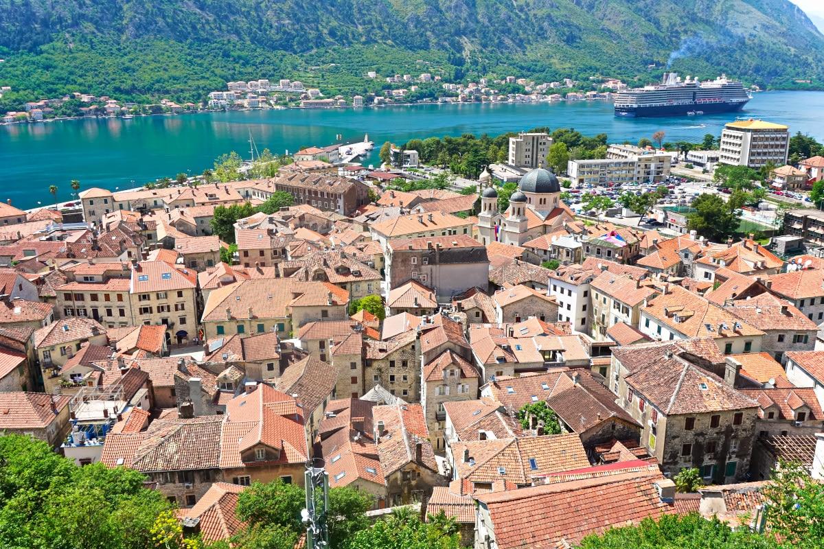 Kotor, Montenegro via Wayfaring With Wagner