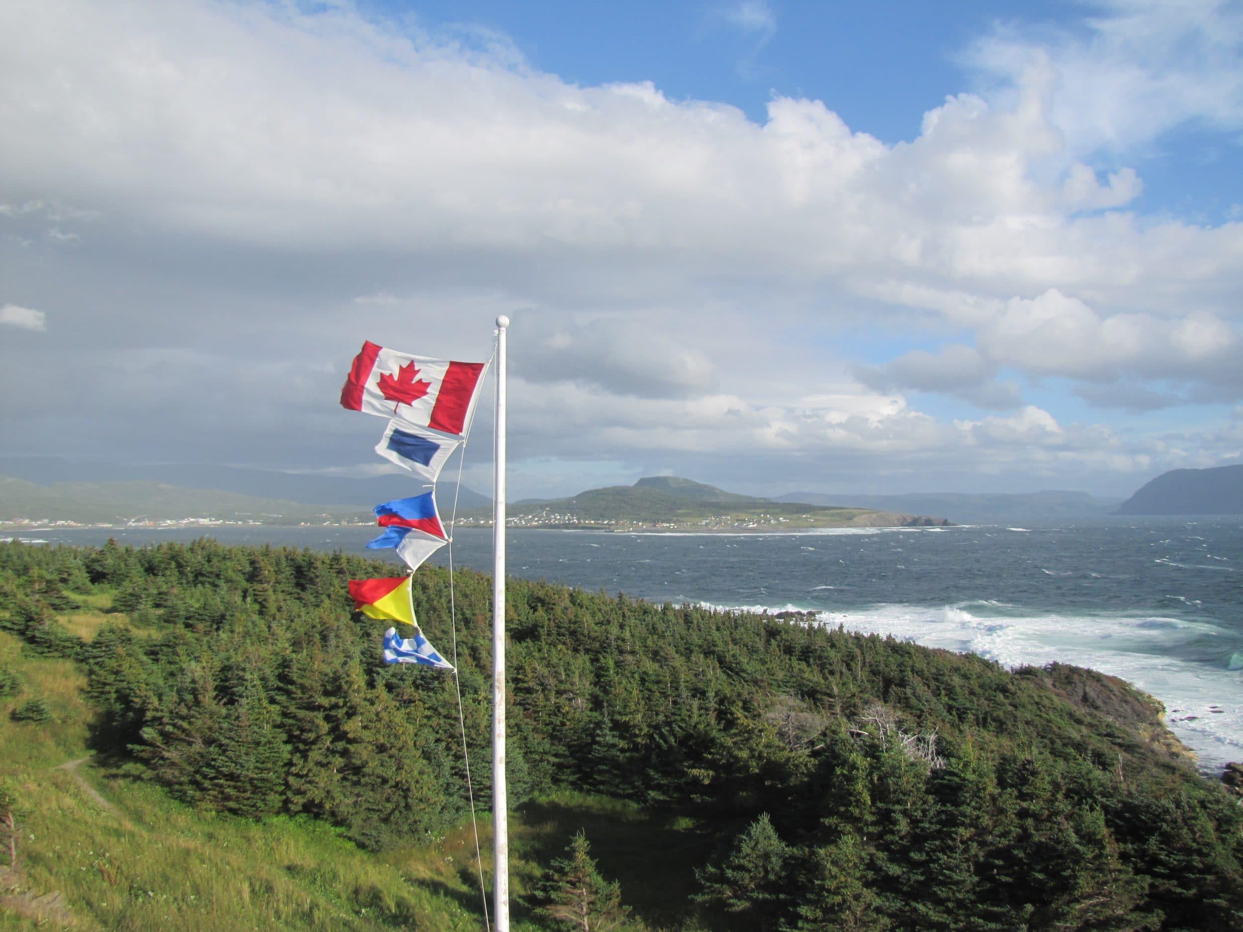 Newfoundland, Canada via Wayfaring With Wagner