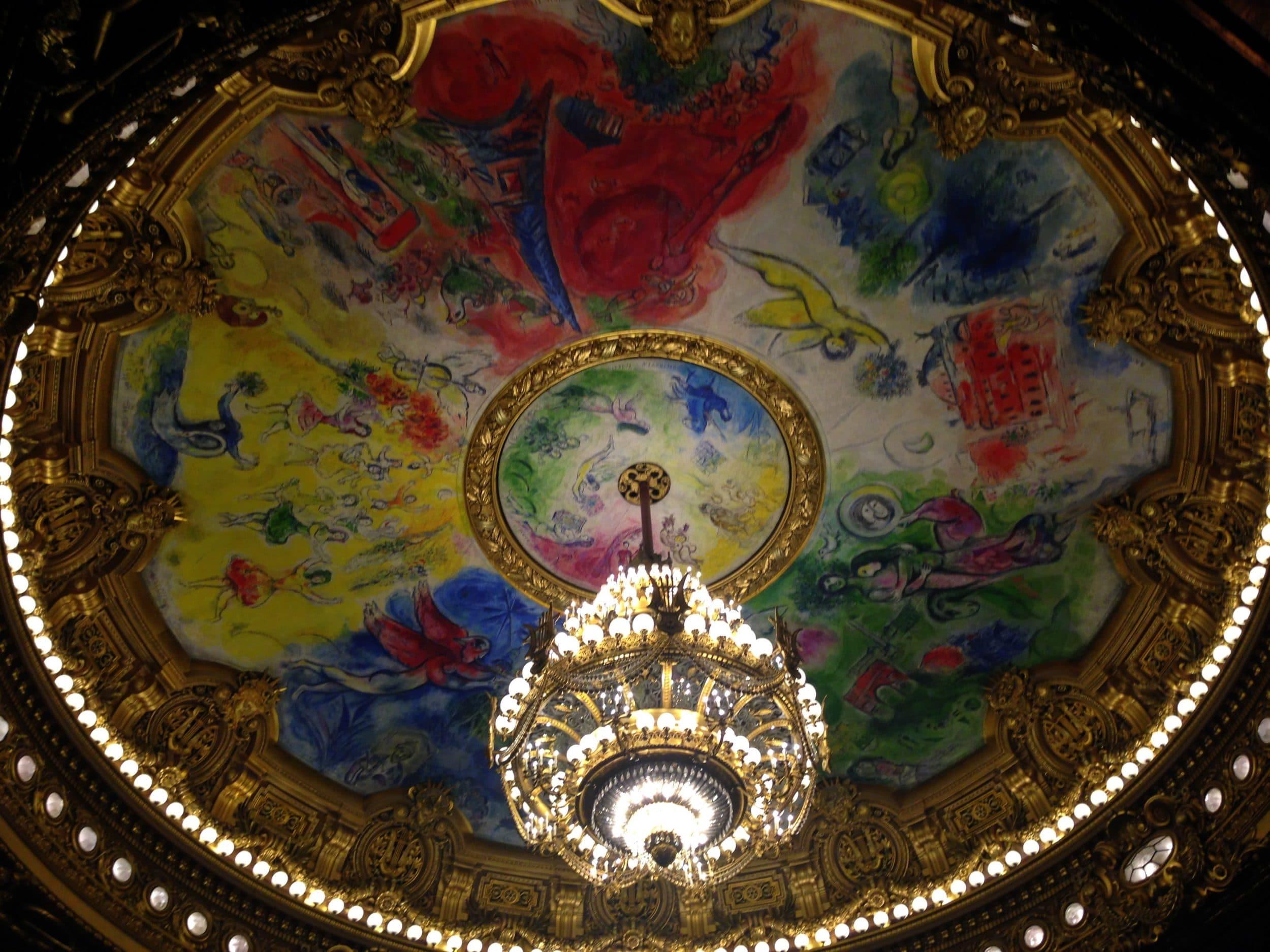 Palais Garnier via Wayfaring With Wagner
