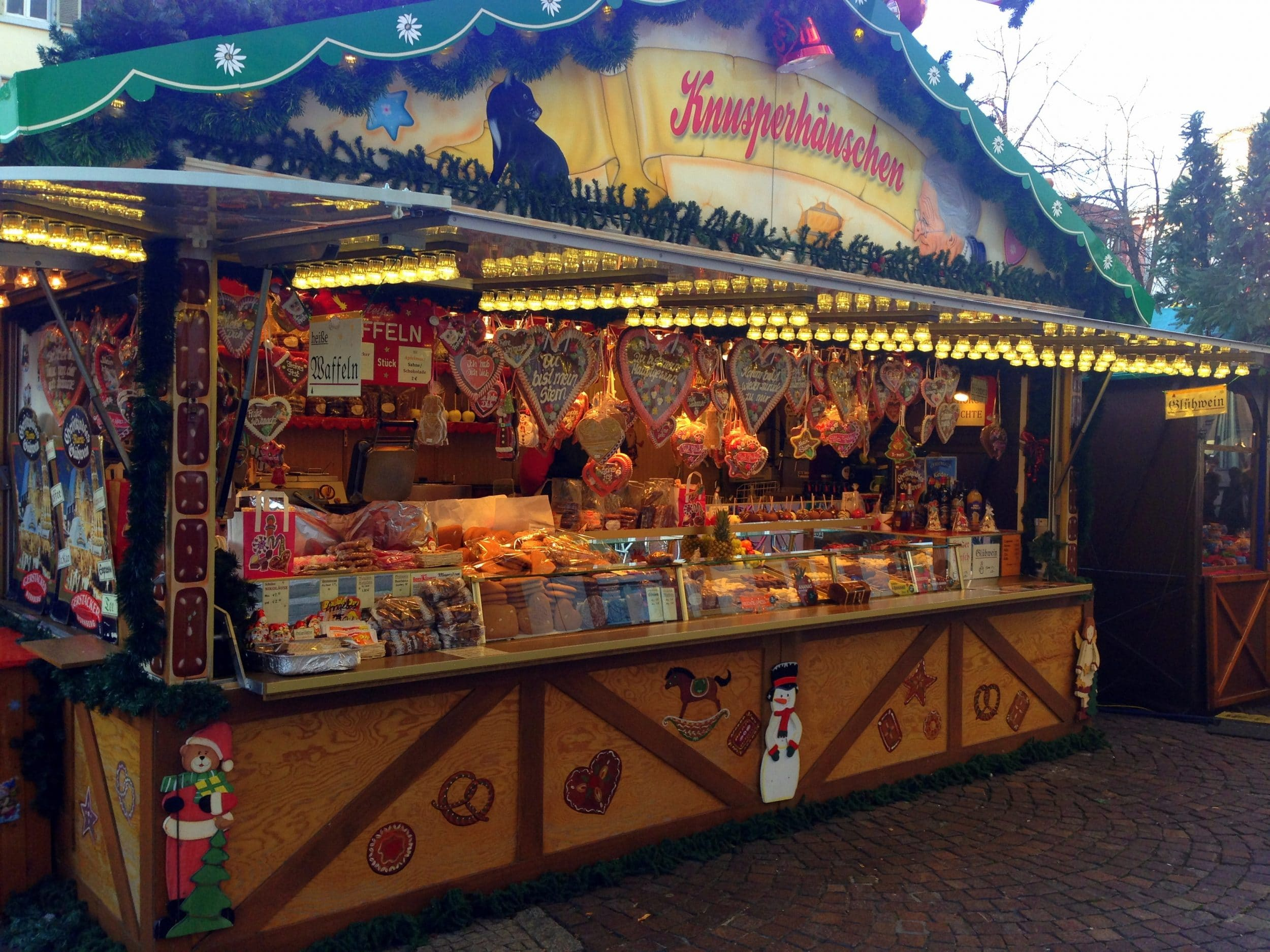 Heidelberg Christmas Market via Wayfaring With Wagner
