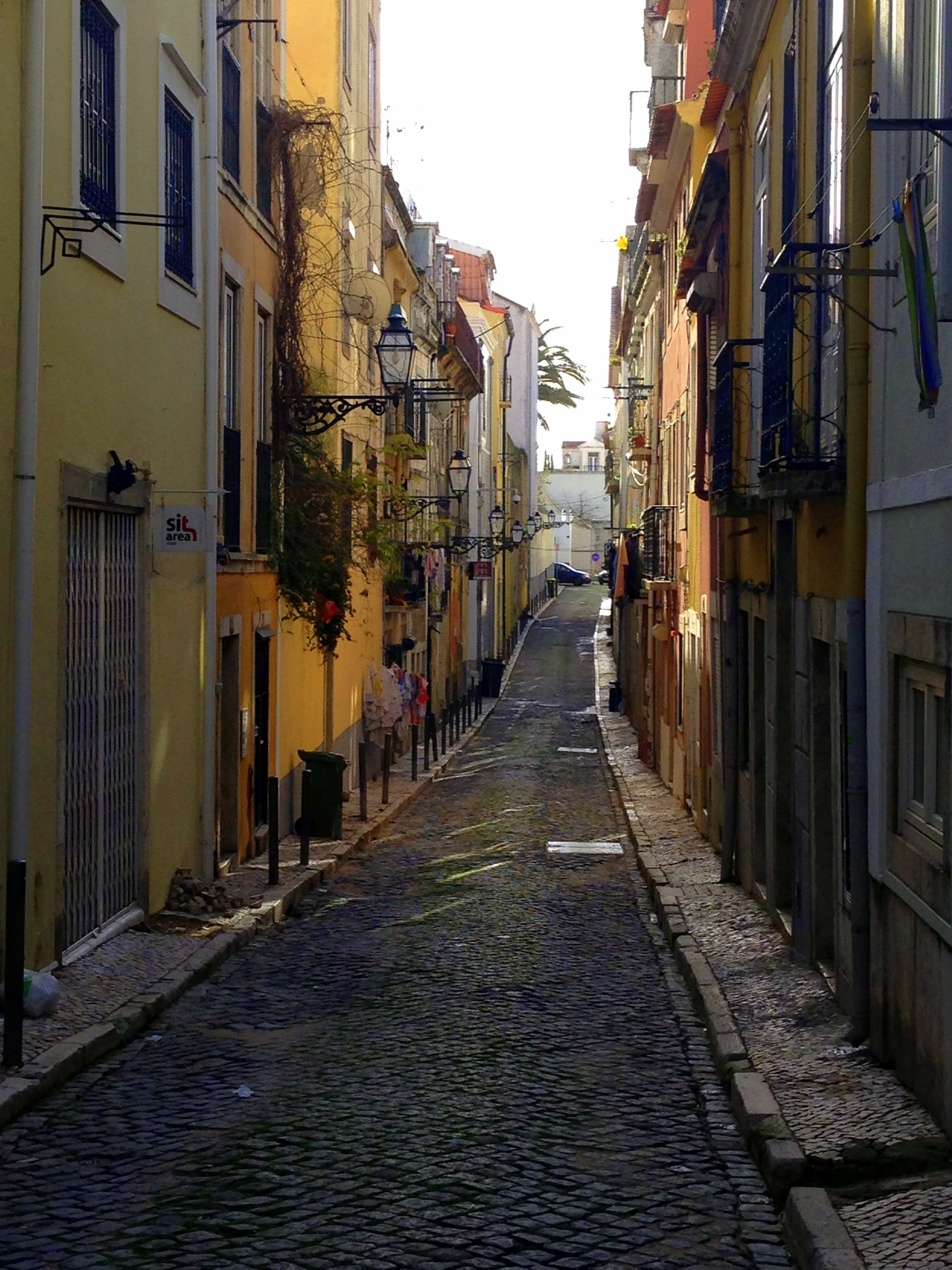 Lisbon via Wayfaring With Wagner