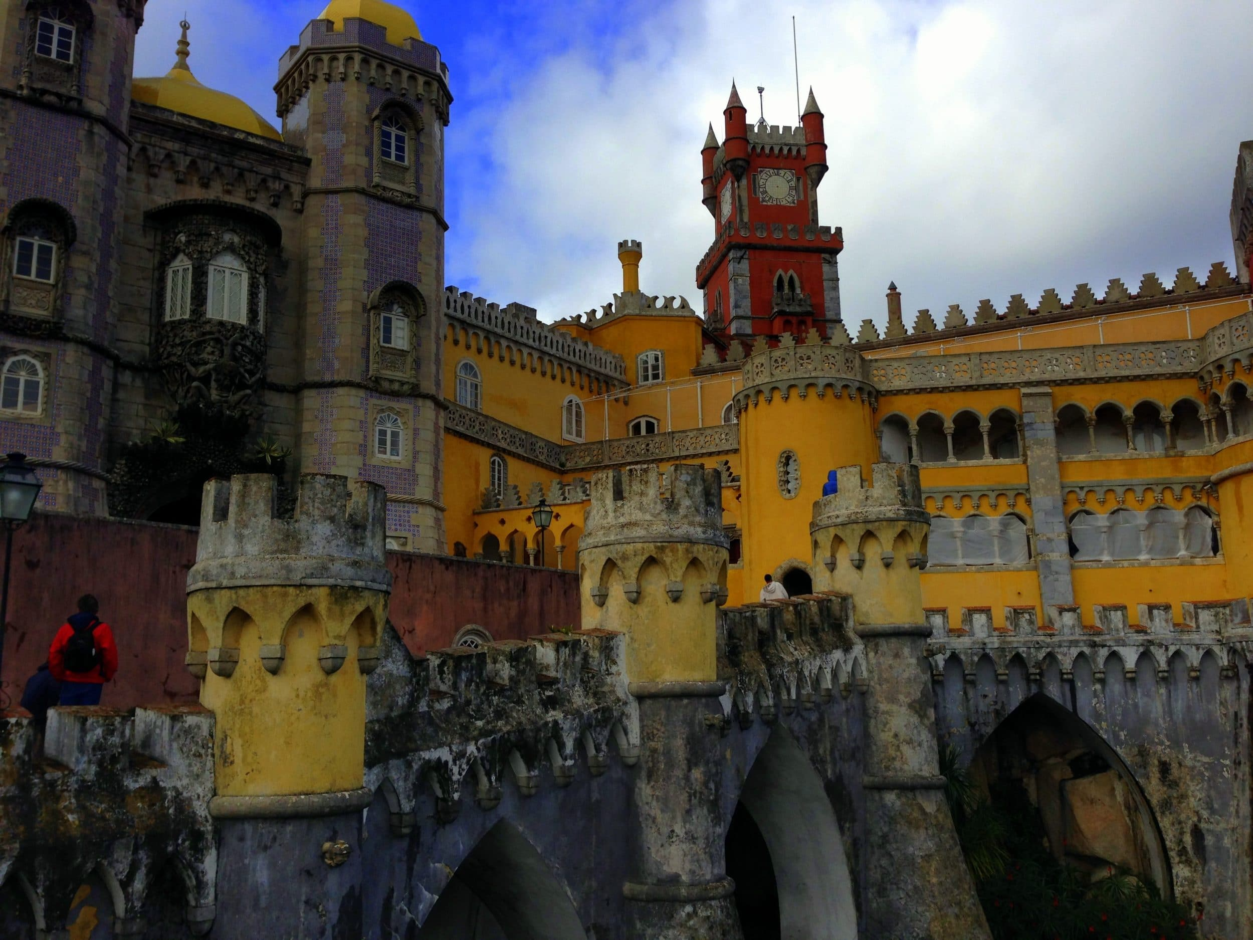 Pena Palace via Wayfaring With Wagner