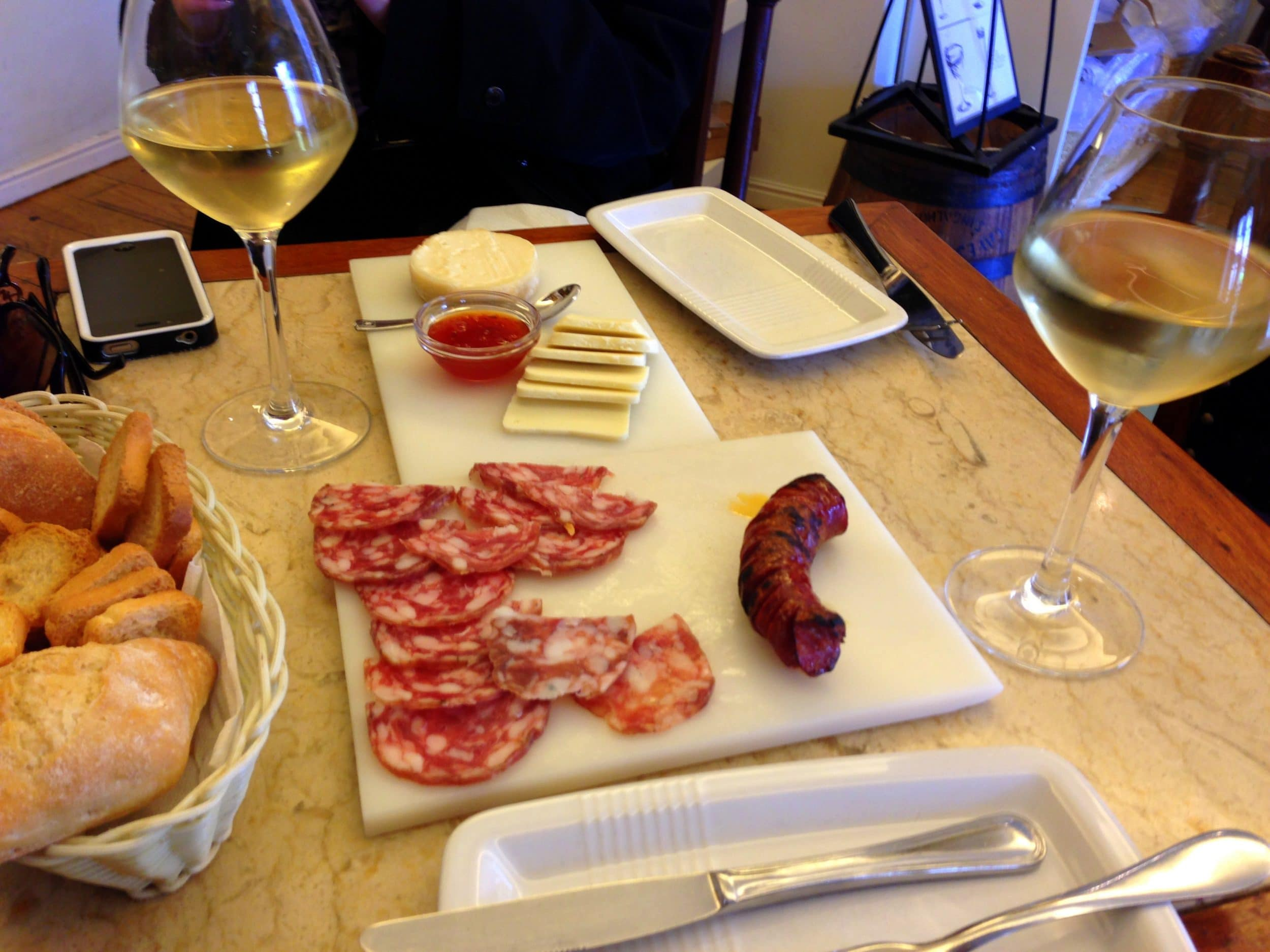 Eating Through Portugal via Wayfaring With Wagner