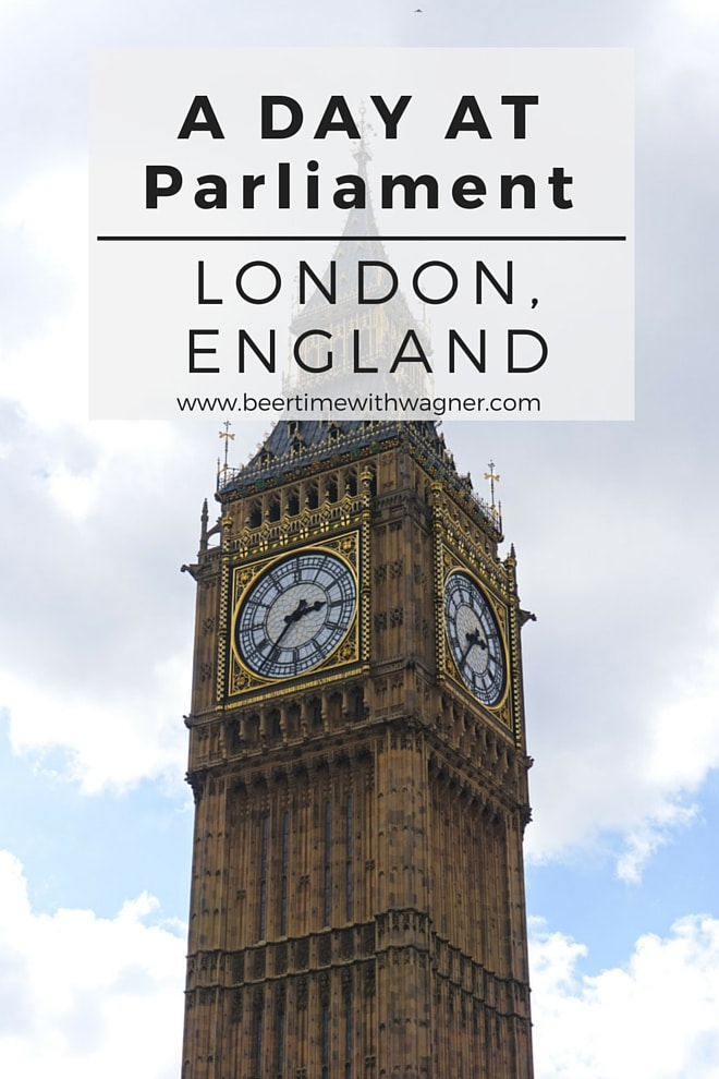 A Day At British Parliament via Wayfaring With Wagner