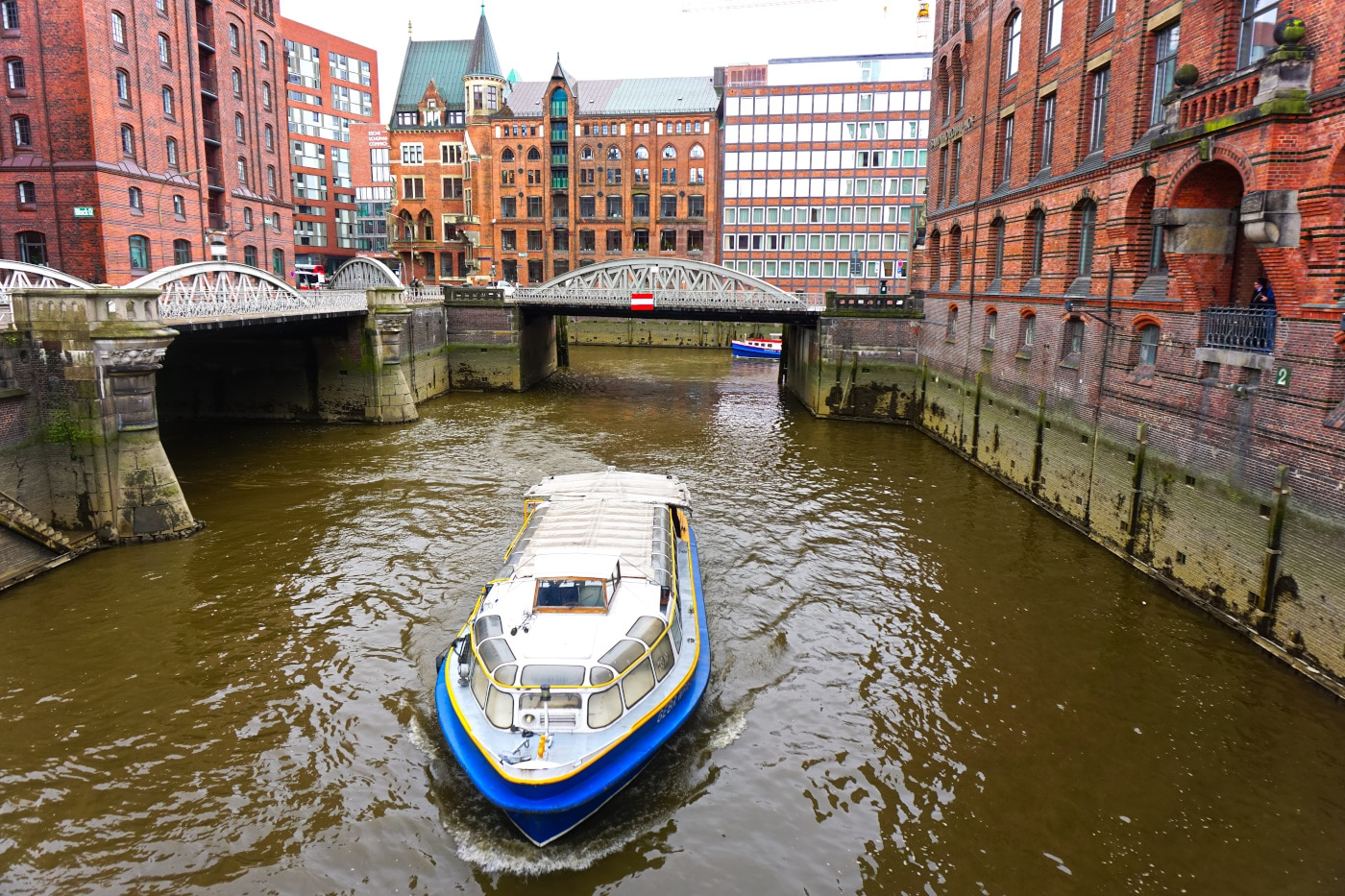 Hamburg's Newest Resident via Wayfaring With Wagner