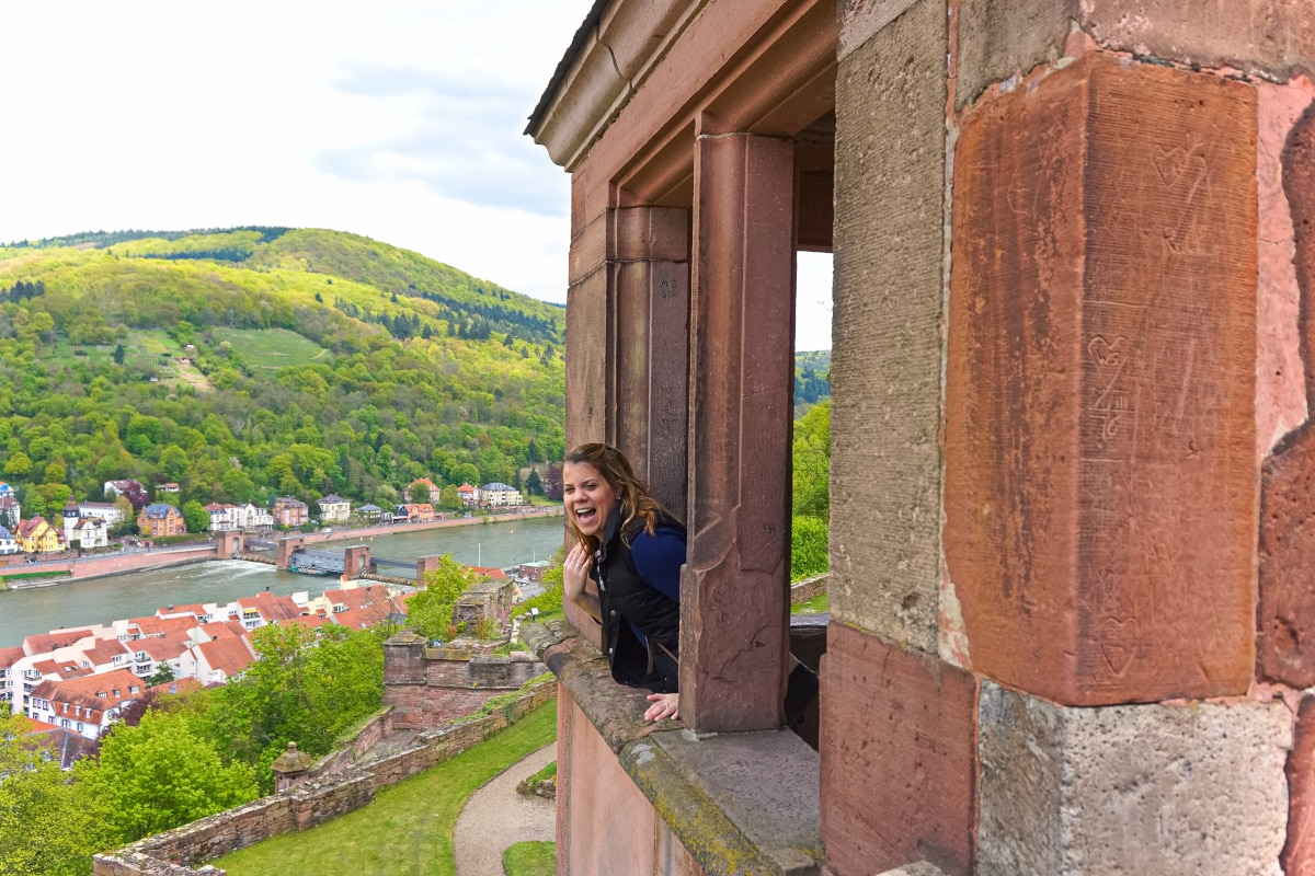 Heidelberg Fairytale Town via Wayfaring With Wagner