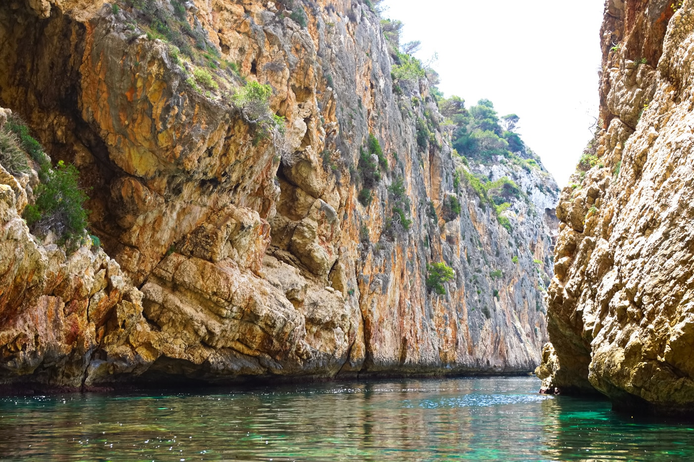 Kayaking Costa Blanca via Wayfaring With Wagner
