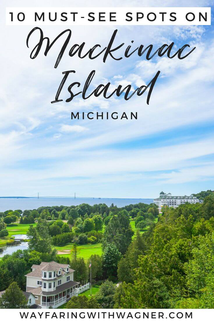 Enjoy the perfect day trip to Mackinac Island off the coast of Michigan. Walk down Main Street, eat traditional Mackinac Island fudge, and enjoy the historic spirit of Mackinac Island