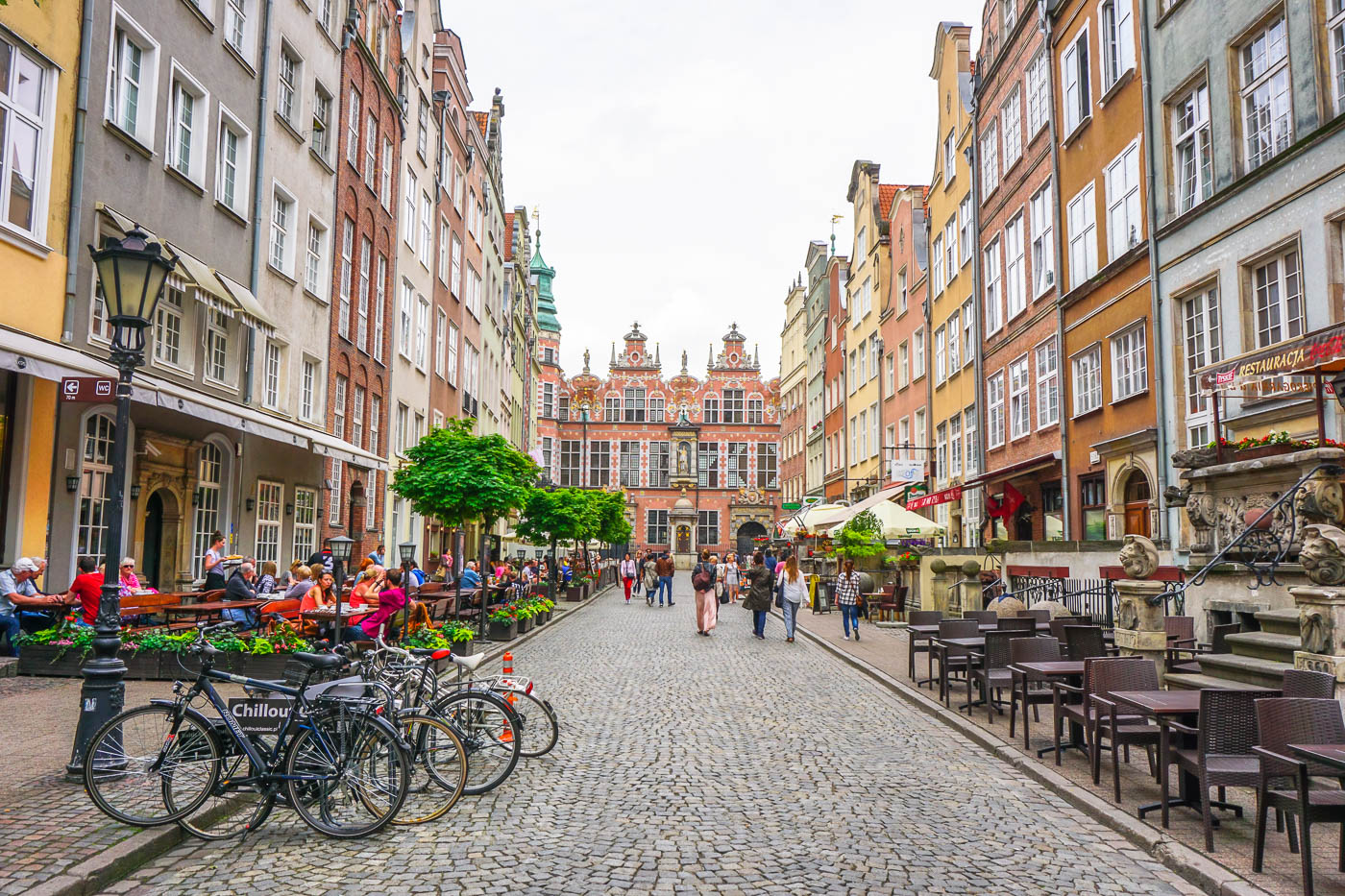 Gallivanting in Gdansk via Wayfaring With Wagner