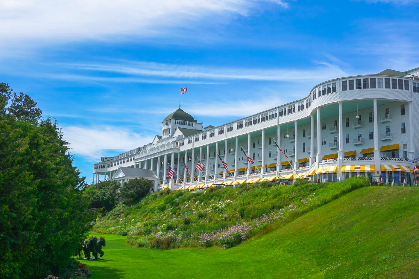 Mackinac Island via Wayfaring With Wagner