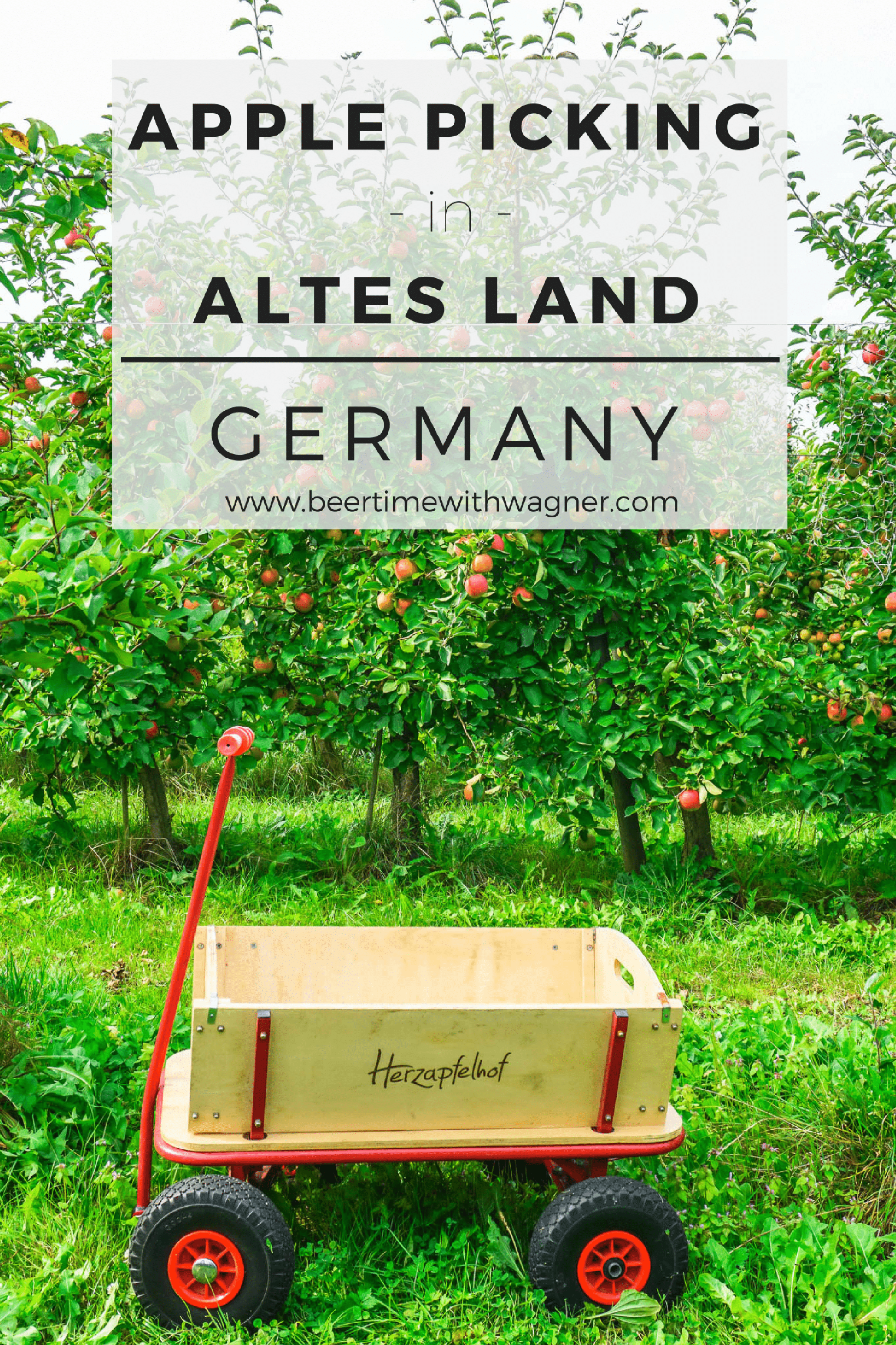 Apple Picking Germany via Wayfaring With Wagner