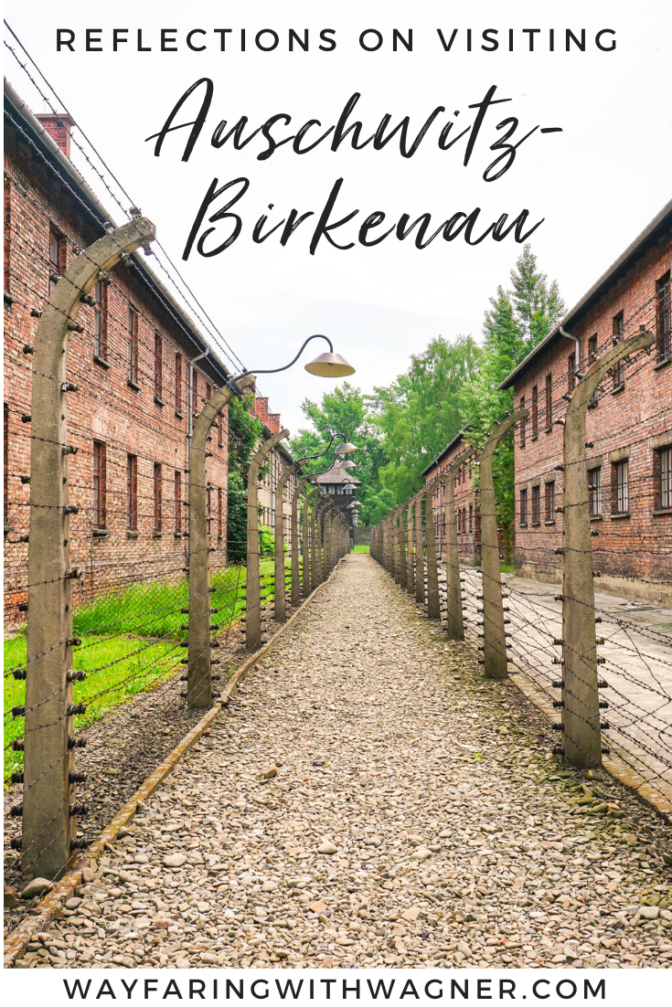 A look at visiting Auschwitz-Birkenau Concentration Camp in Poland and how to properly respect the Holocaust.