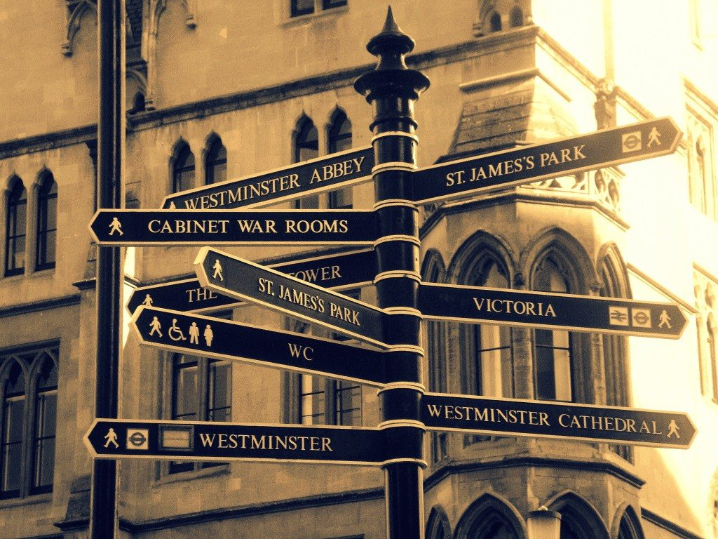 London Travel Guide via Wayfaring With Wagner