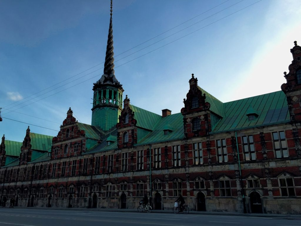 Copenhagen via Wayfaring With Wagner