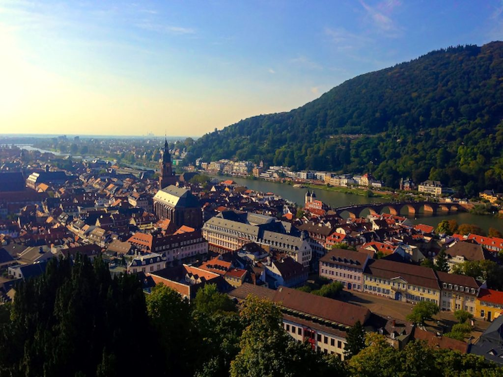 Heidelberg Love Letter via Wayfaring With Wagner