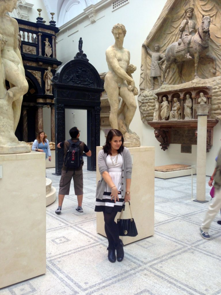 Victoria and Albert Museum via Wayfaring With Wagner