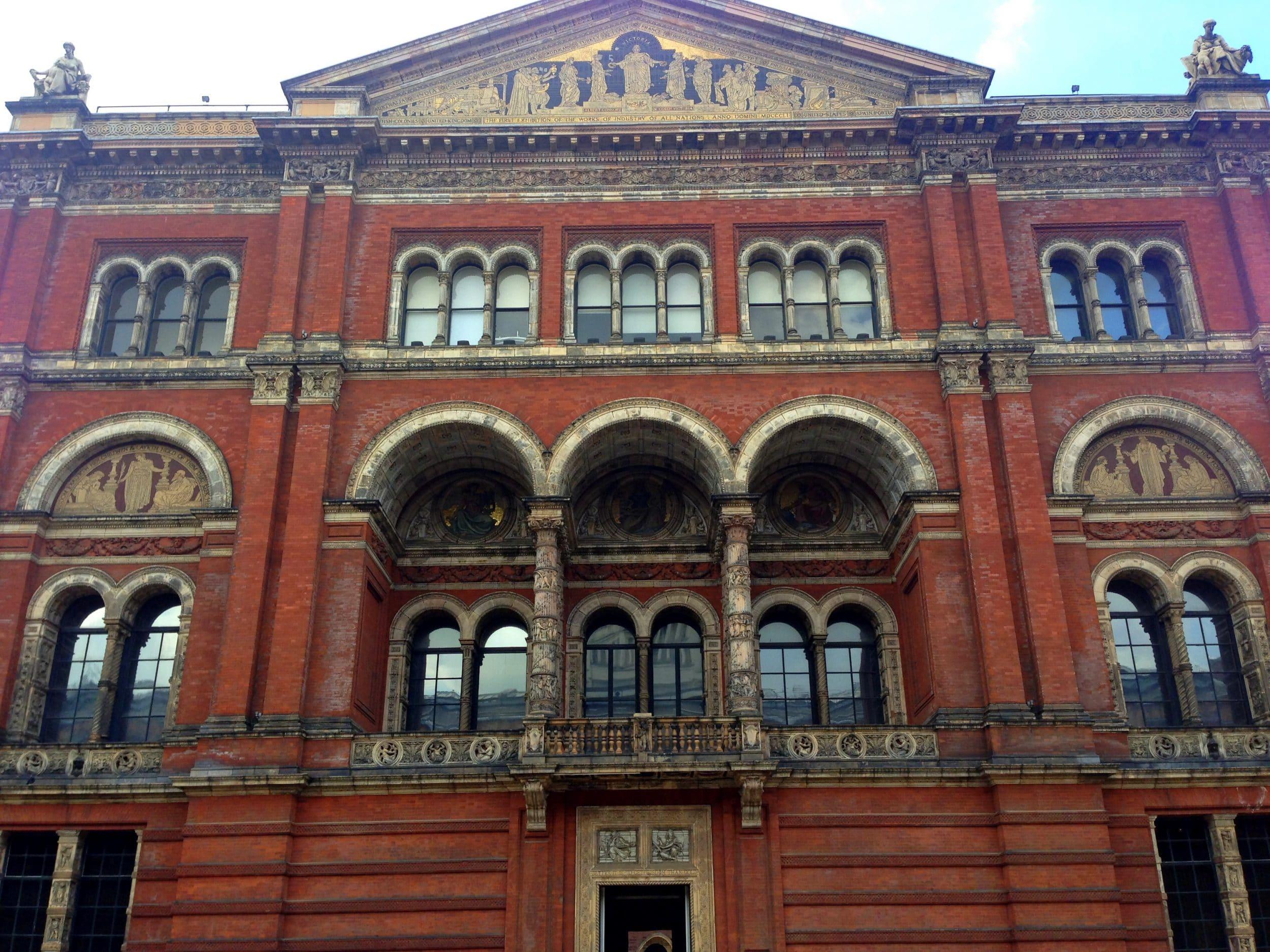 Victoria and albert museum london wayfaring with wagner for Victoria and albert museum london