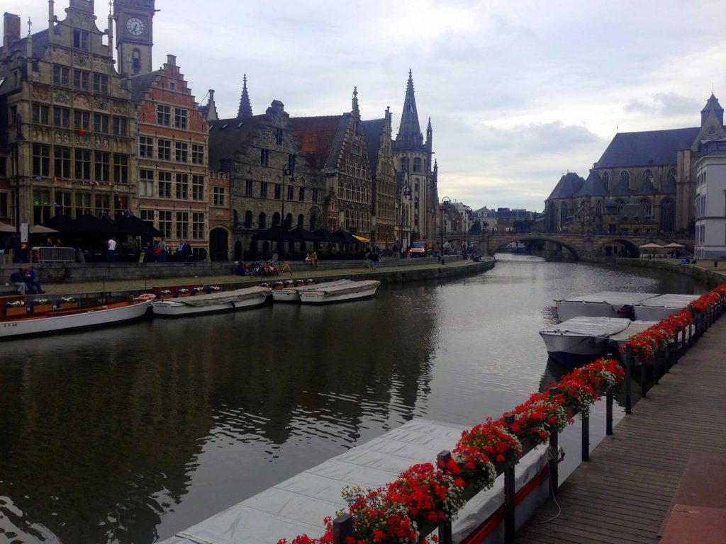 Ghent, Belgium via Wayfaring With Wagner