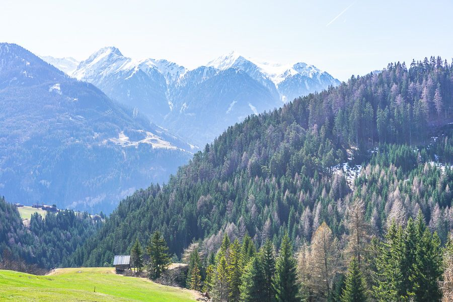 Snowboarding in the Austrian Alps via Wayfaring With Wagner
