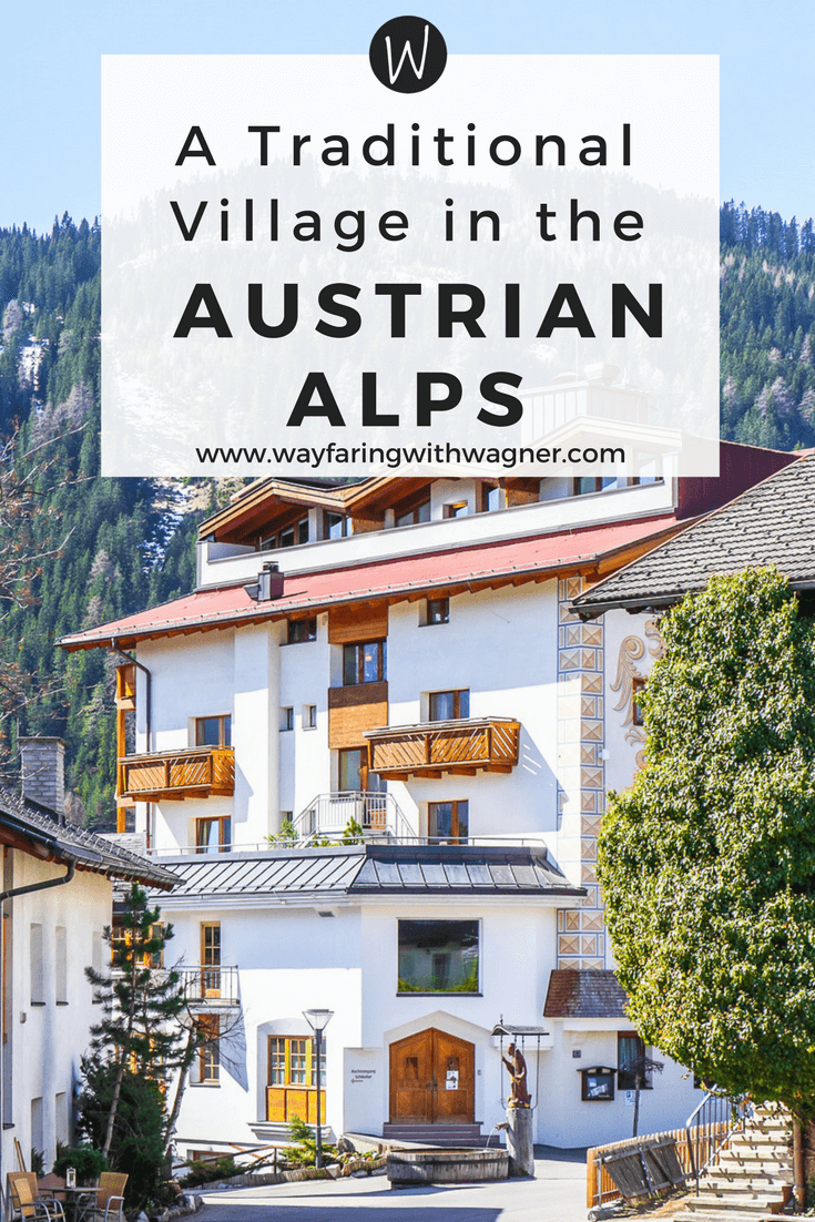 High up in the Austrian Alps is the traditional ski village of Serfaus. Located in the Tyrol region, this charming village is home to traditional Austrian cuisine and a fantastic skiing culture!