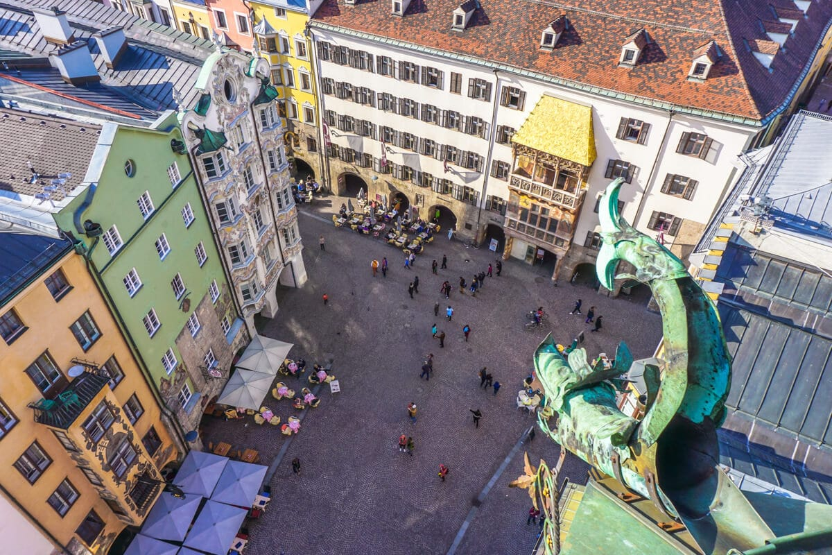 Charming Stopover in Innsbruck via Wayfaring With Wagner