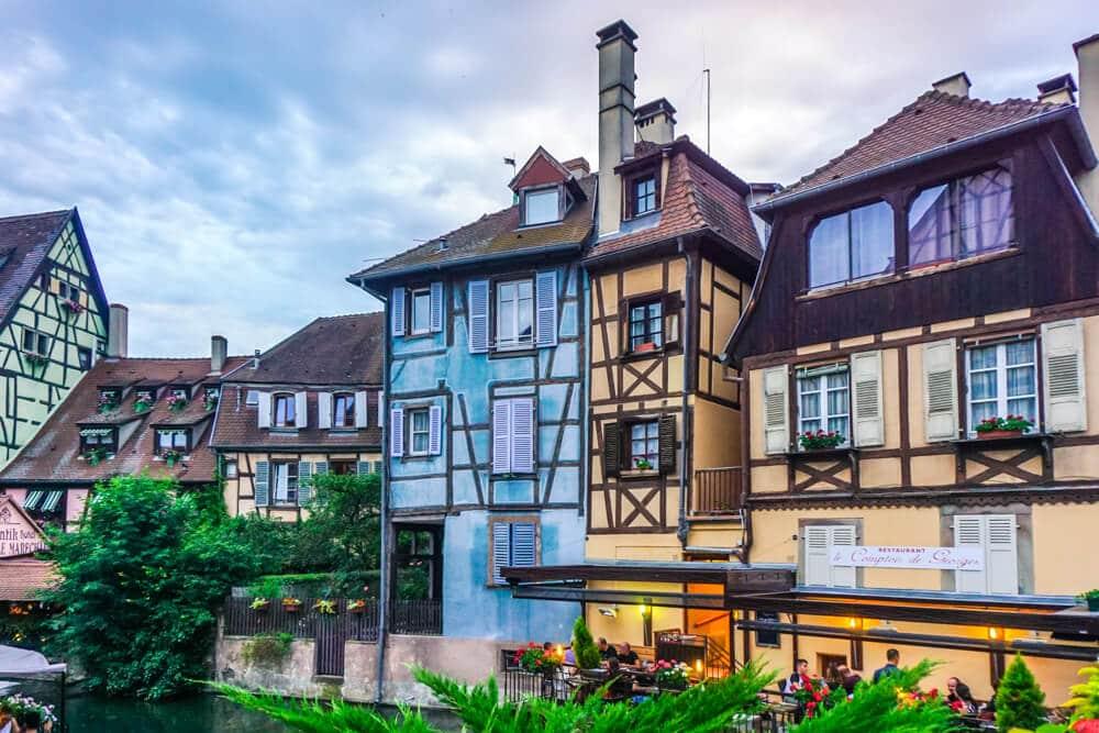 Weekend Trip to Colmar via Wayfaring With Wagner